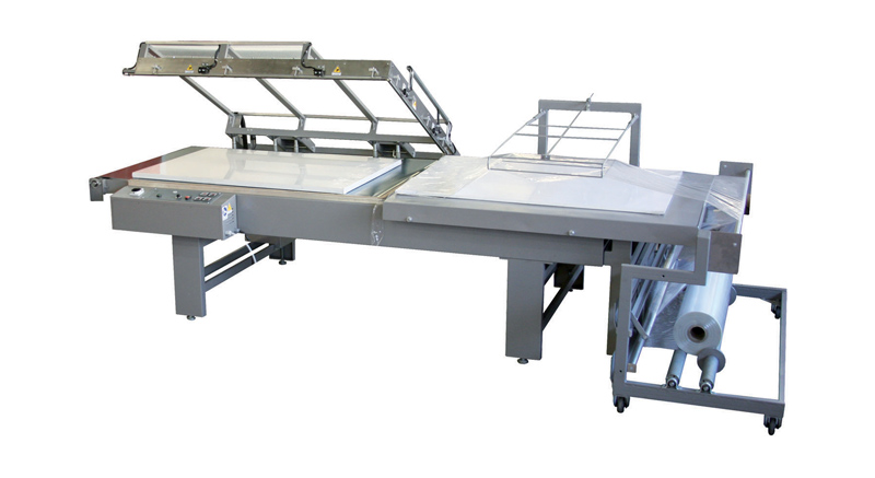 SEMI-AUTOMATIC L-SEALER MACHINE BIG SIZE MODEL