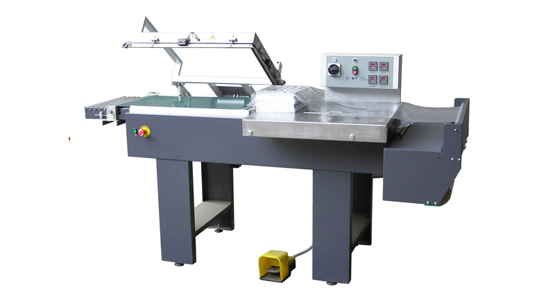 SEMI-AUTOMATIC L-SEALER MACHINE