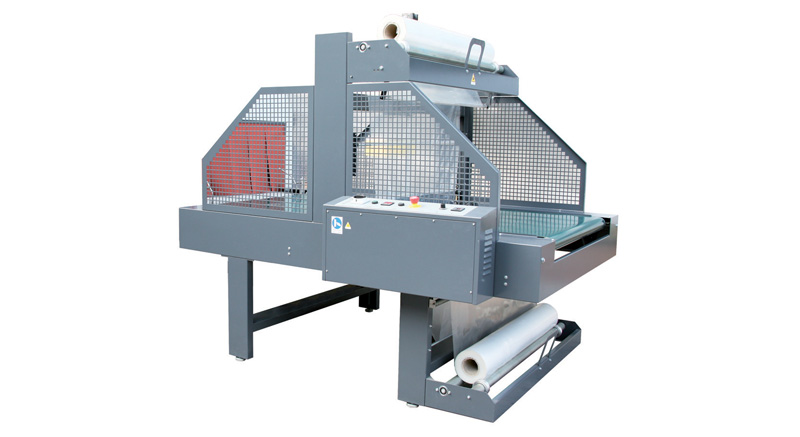 AUTOMATIC SLEEVE WRAPPER LINE