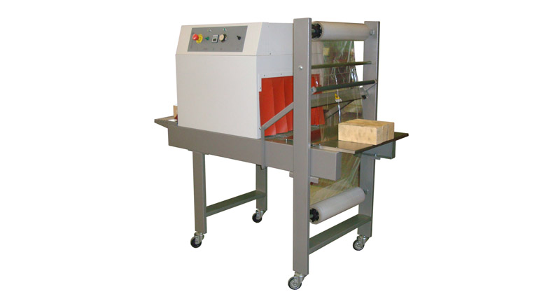AUTOMATIC MONOBLOC SLEEVE WRAPPER LINE